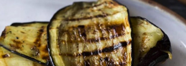 Guest recipe: Aubergine Pepper Stack