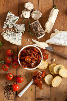 Pronto Mama Recipe Cheeseboard