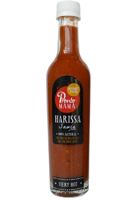 Harissa - Fiery Hot - from Pronto Mama