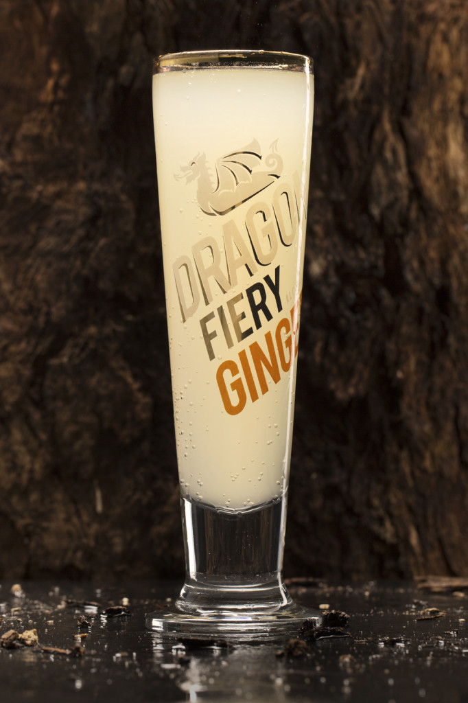 Fiery Ginger Beer